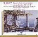 Liszt: Piano Concerto Nos. 1 & 2/Hungarian Rhapsodies (Selections)