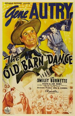 The Old Barn Dance