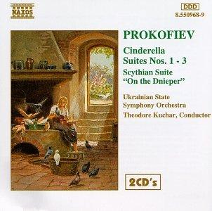 Prokofiev: Cinderella Suites Nos. 1-3; Scythian Suite; On the Dnieper