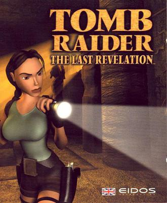 古墓丽影4:最后的启示 Tomb Raider IV: The Last Revelation