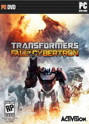 变形金刚:塞伯坦的陨落 Transformers: Fall of Cybertron
