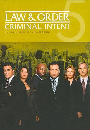 法律与秩序:犯罪倾向 第五季