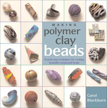 Making Polymer Clay Beads