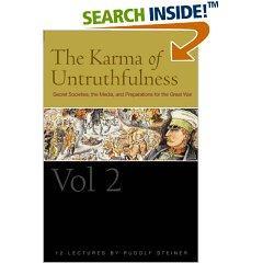 The Karma of Untruthfulness: Volume 2