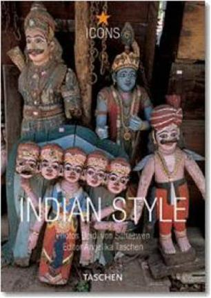 Indian Style (TASCHEN Icons Series)