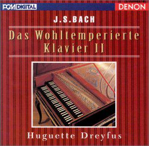 Bach: The Well-Tempered Clavier, Bk.2