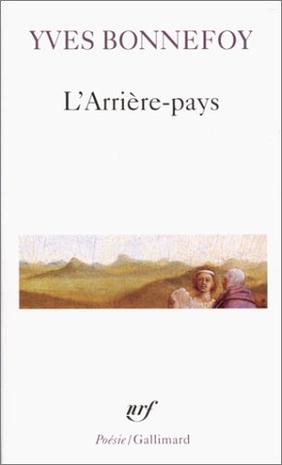 L'arriere-pays (Collection Poesie)
