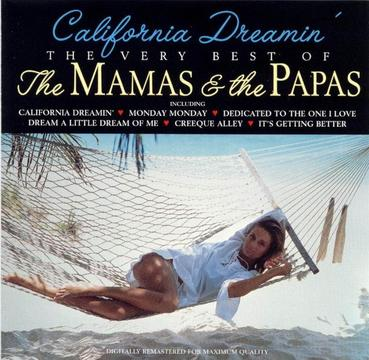 Mamas And The Papas the very best of
