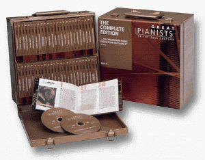 Great Pianists Of The Twentieth Century - The Complete Edition