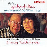 Sofia Gubaidulina: 'Stimmen... Verstummen', Symphony in 12 movements; Stufen