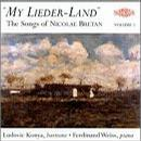 Bretan: My Lieder-Land