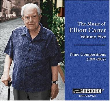 Carter Edition, Vol. 5: Nine Compositions (1994-2002)