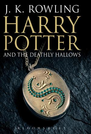 H Potter & Deathly Hallows Adult Audio (Harry Potter Adult Cover)