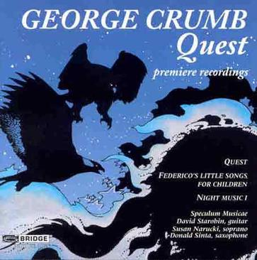 Crumb Edition, Vol. 2: Quest / Night Music I / Federico's little songs