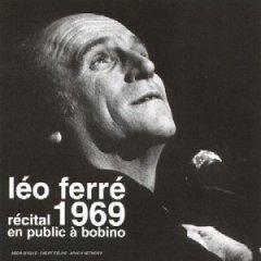 Récital en public à Bobino 1969 [Live]