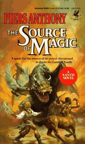Source of Magic (Xanth Novels)
