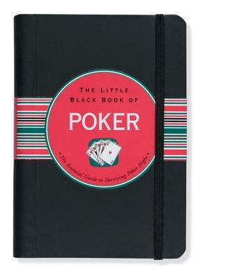 Little Black Book Of Poker (Little Black Book Series)