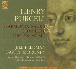 Purcell: Harmonia Sacra and Complete Organ Music