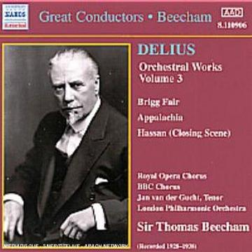 Delius: Orchestra Works, Vol. 3