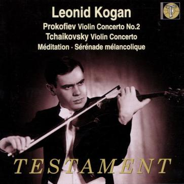 Leonid Kogan Plays