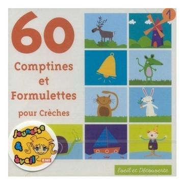 60 Comptines Pour Creches 1