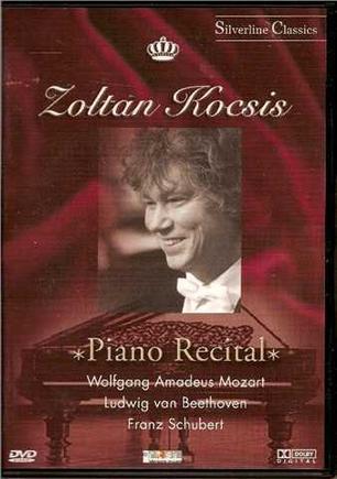 Zoltan Kocsis Piano Recital
