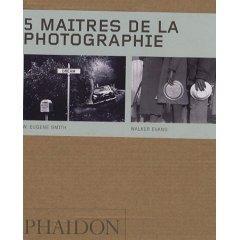5 maîtres de la photographie : Coffret 5 volumes