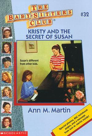 Kristy and the Secret of Susan (Baby-Sitters Club, 32)