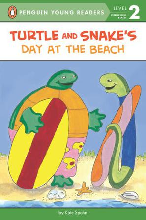 Turtle and Snake s Day at the Beach乌龟与蛇的海滩之日