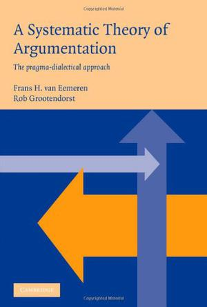 A Systematic Theory of Argumentation