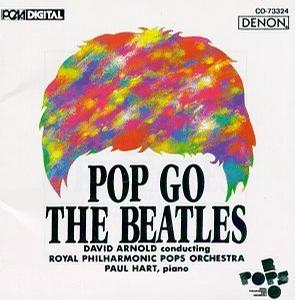 Pop Go the Beatles
