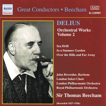 Delius: Orchestral Works, Vol.2