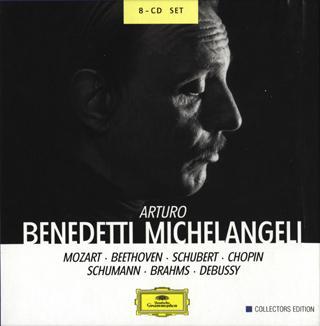 Arturo Benedetti Michelangeli - Collectors Edition