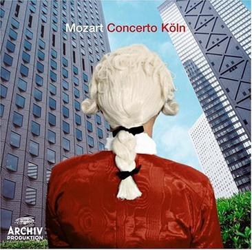 Concerto Koln Plays Mozart