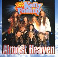 凯莉一家The kelly Family·ALMOST HEAVEN(特价)