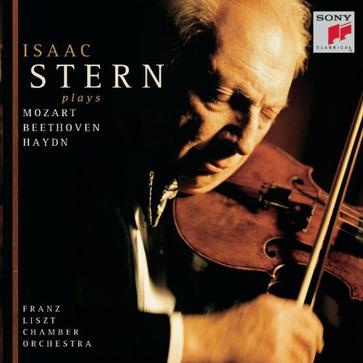 Isaac Stern Plays Mozart, Beethoven and Haydn
