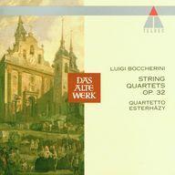 Boccherini: String Quartet Op. 32