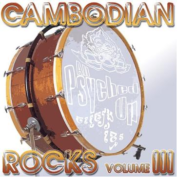 Cambodian Rocks Volume III