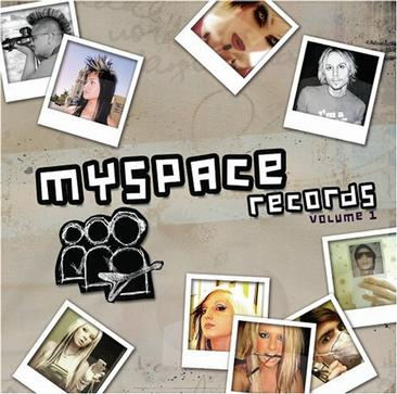 Various Artists - MySpace Records Volume 1