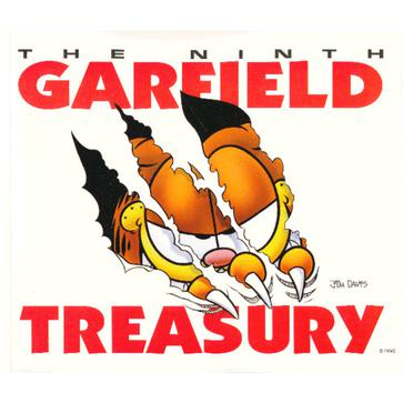 The Ninth Garfield Treasury