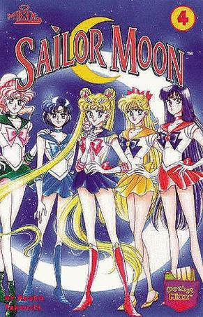 Sailor Moon, Vol. 4