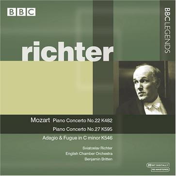 Mozart - Piano Concertos Nos 22 and 27
