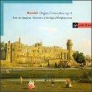 Handel: Organ Concertos Op. 4 / Bob van Asperen