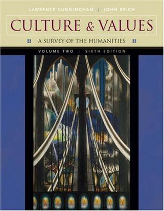 Culture and Values, Volume II