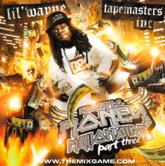 Lil Wayne / Tapemasters Inc. - Young Money Millionaire Pt. 3 (Mixtape)