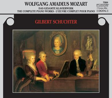 Mozart: Complete Piano Works