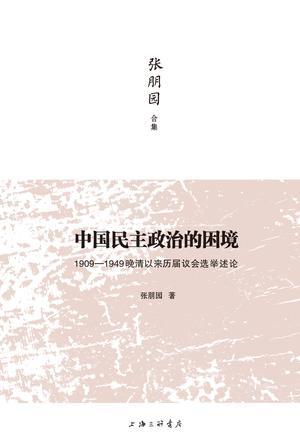 中國民主政治的困境