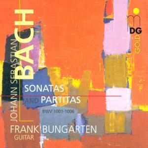Bach: Sonaten & Partiten F.Violine