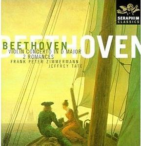Beethoven: Violin Concerto, Romances