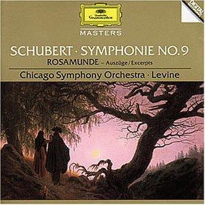 Franz Schubert : Sinfonie 9 / Rosamunde
